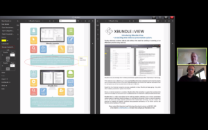 XBundle View in meeting